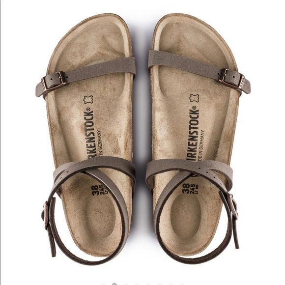 a6d1d7877eab Birkenstock Daloa Ankle Wrap Sandal. M 5c9fbd83d400085cfa3f3242